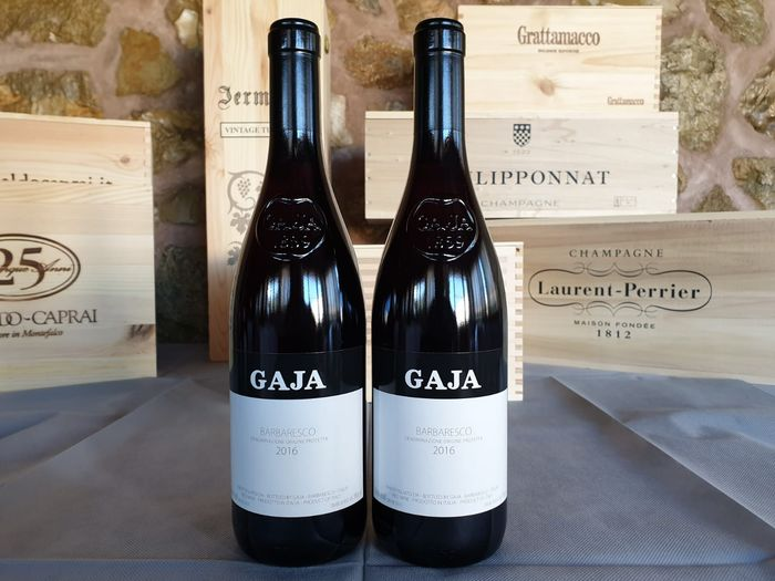 2016 Gaja, Barbaresco - Barbaresco DOP - 2 Bottle (0.75L)