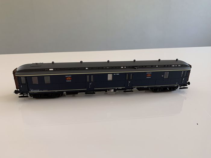Artitec H0 - 20.297.01 - Freight carriage - Mail trolley P 7902 - NS