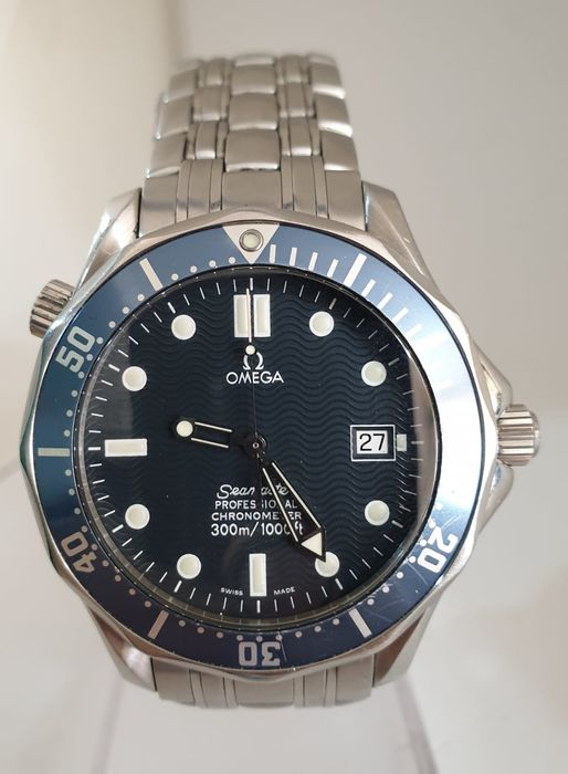 Omega - Seamaster  Automatic 300 m Large Diver - 2531.80.00 - Hombre - 2000 - 2010