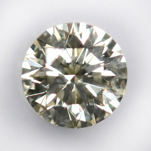 Diamant - 0.62 ct - Rond - q-r - VS2