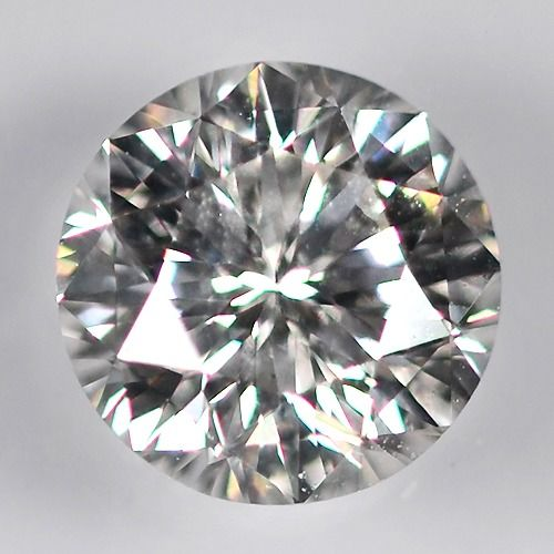 Diamond - 0.56 ct - Brilliant - J - VVS2