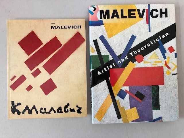 Artist and Theoretician Malevich