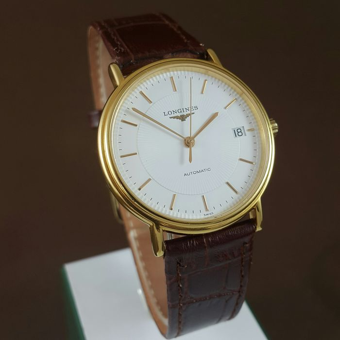 Longines - Presence Automatic ***No Reserve Price*** - Ref. L4.721.2 - Homme - 2000-2010