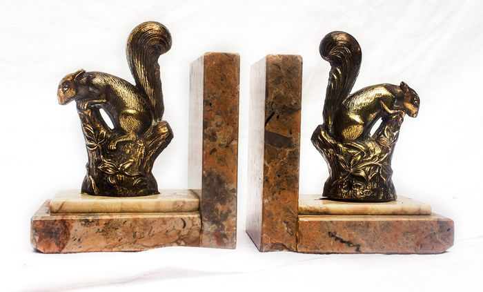 Rafaello Scali - book ends