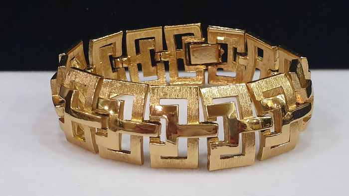 MONET 18kt gold plated - Bracelet