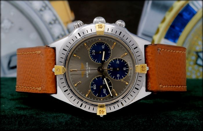Breitling - Callisto Movimento Lemania  - Ref. B11045 - Men - 1990-1999