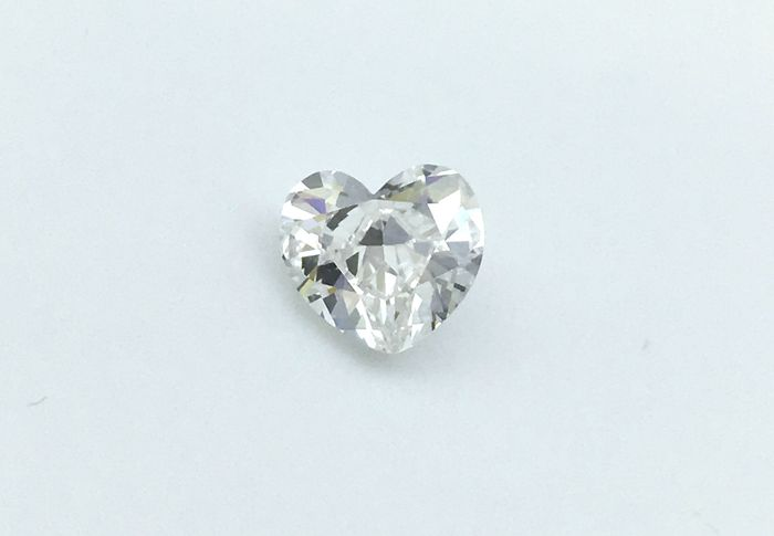 Diamond - 1.02 ct - Heart - E - VS1