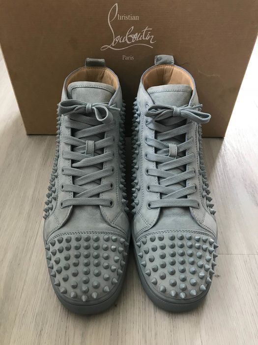 sports shoes 84084 95cdb Christian Louboutin Lace-up shoes - Size: FR 43 - Catawiki