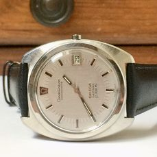 Omega - Constellation Chronometer - F300Hz - Date - Homme - 1970-1979