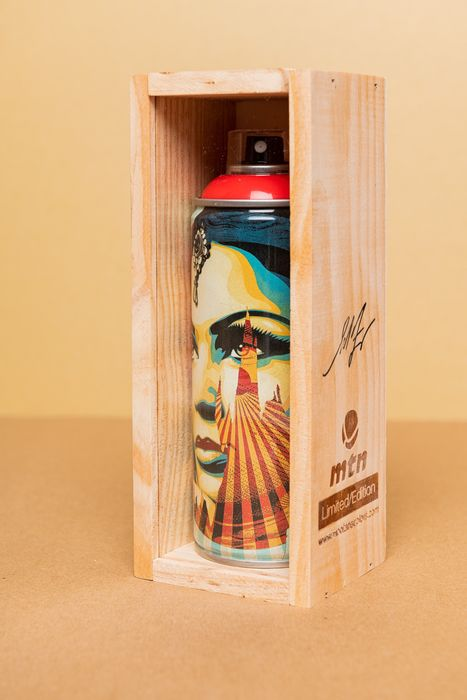 Shepard Fairey (OBEY) - MTN Limited Edition - Target Exceptions