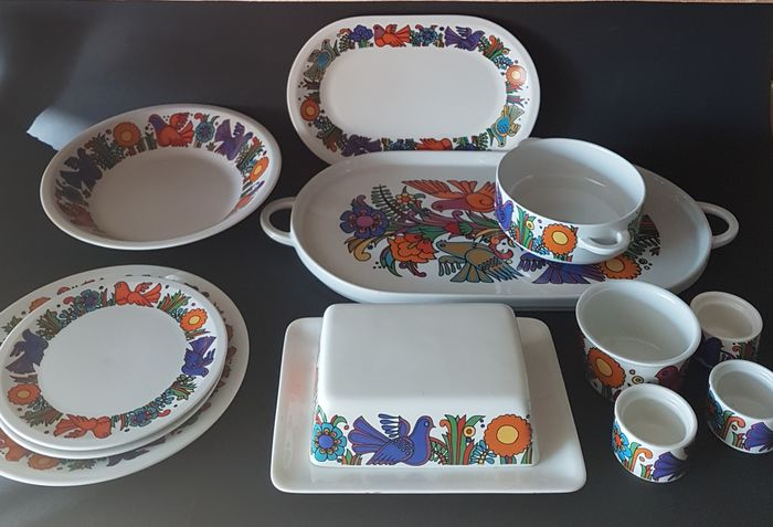 Villeroy & Boch - Acapulco - Share various crockery - Ceramic