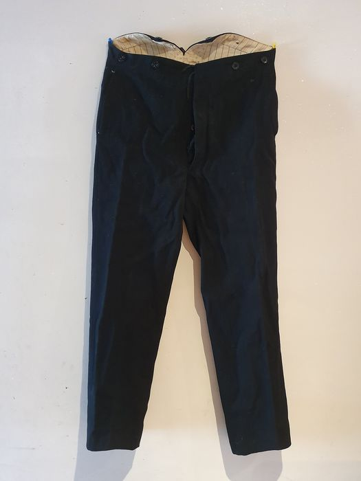 Germany - Army/Infantry - black ss pants
