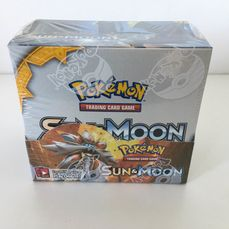 Pokémon - Set-up boosterbox voor zon en maan (basisset)