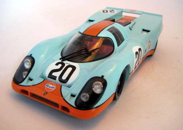 CMR - 1:18 - Porsche 917K #20 1970 Used in the Film Le Mans (Steve McQeen) - Mint Boxed -Limited Edition