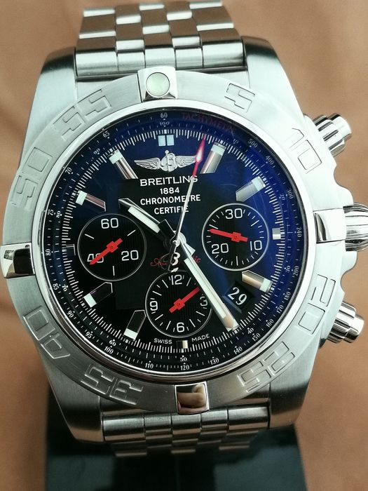 Breitling - Chronomat 01 - Limited Edition  - AB0111 - Men - 2011-present