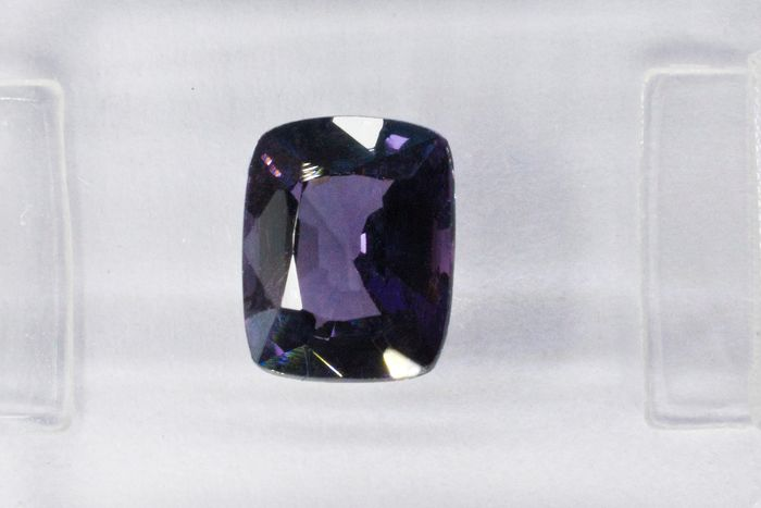 Deep Purple Spinelli - 1.34 ct