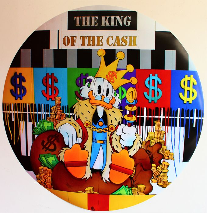 Max Andriot - The king of the cash