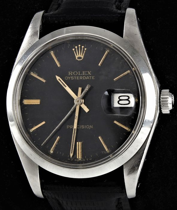 Rolex - Vintage Oysterdate Precision - Perfect Condition for its Age - Unisex - 1950-1959
