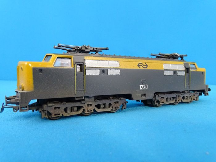 Lima H0 - 208024L - Electric locomotive - 1200 series - NS