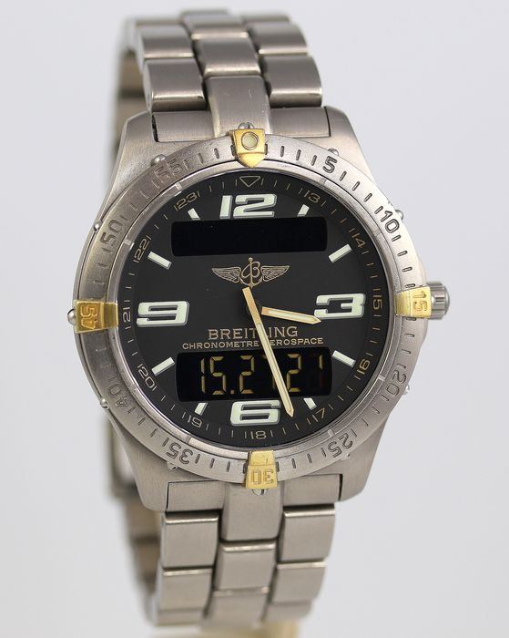 Breitling - Aerospace - F75362 - Men - 2000-2010