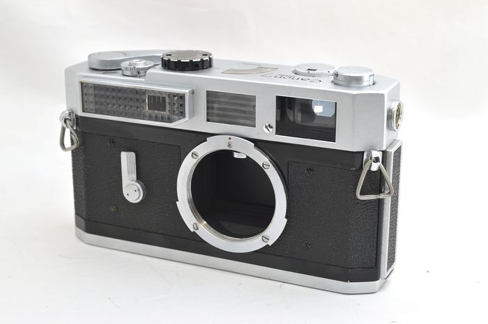 Canon NEAR MINT Canon 7 Leica Screw Mount RangeFinder Film Camera From  Japan M114 - Catawiki