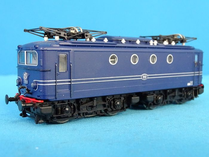 Roco H0 - 63655 - Electric locomotive - Series 1100 - NS