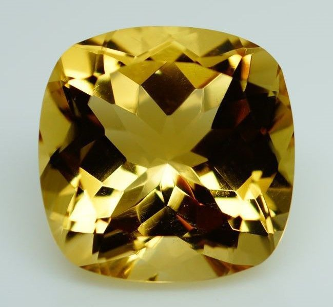 No Reserve Price -  Citrine - 23.34 ct