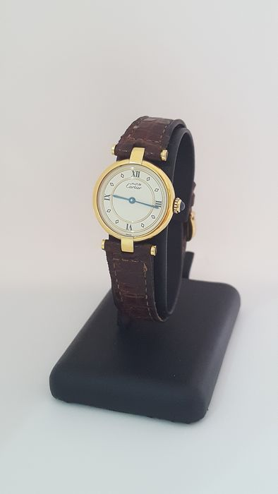 "Cartier - must de Cartier - 590004 "" NO RESERVE PRICE "" - Damen - 1990-1999"