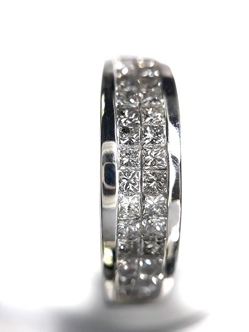 14 karaat Goud - Ring - 1.12 ct Diamant
