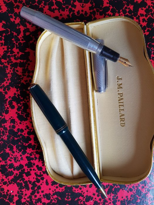 Paillard - Fountain pen - Complete collection of 1