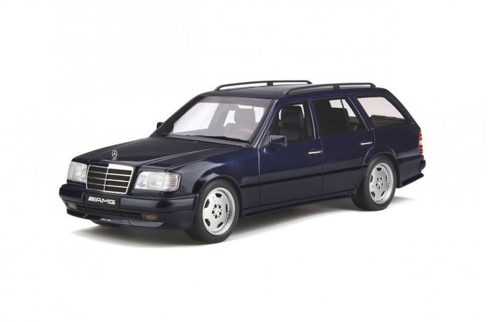 Otto Mobile - 1:18 - Mercedes Benz S124 E36 AMG - Phase3