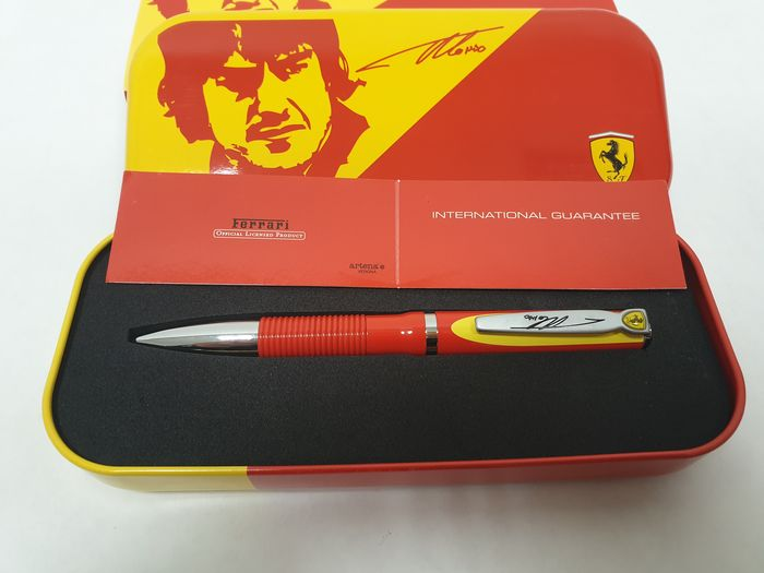Ferrari - ballpoint pen - collection of 1