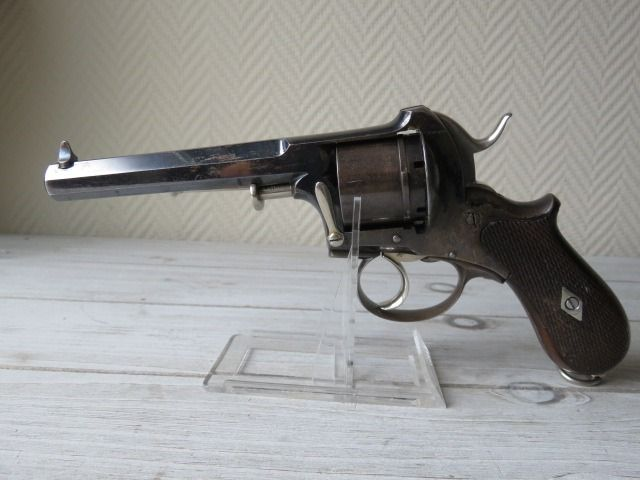 Germany - Very good condition - Pinfire (Lefaucheux) - Revolver - 9mm pinfire