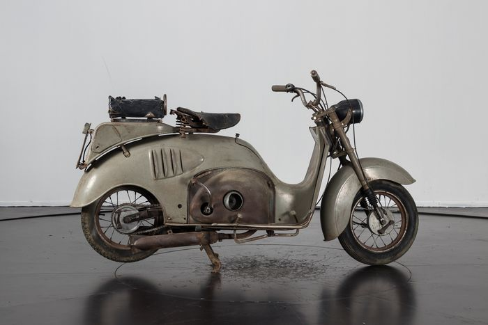 ISO moto - Scooter - 125 cc - 1953