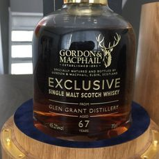 Glen Grant 1949 Gordon and MacPhail 67 Year Old / Wealth Solutions - 70cl