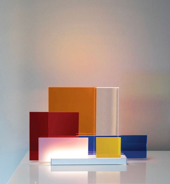 Jean Nouvel - Nemo - Lampe de table - On Lines