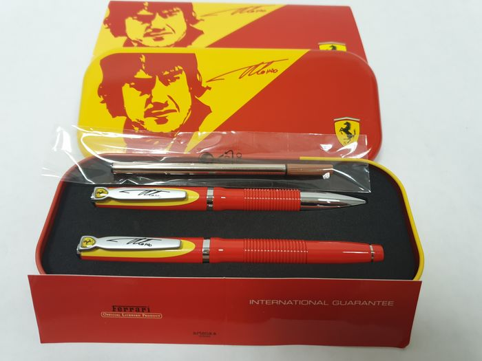 Ferrari - Ballpoint - Collection of 2