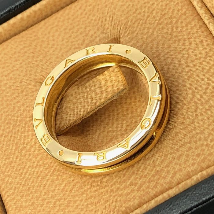 Bvlgari B. Zero 1 Collection - One-Band, Big Size 61 (EU) - 18 kt. Yellow gold - Ring