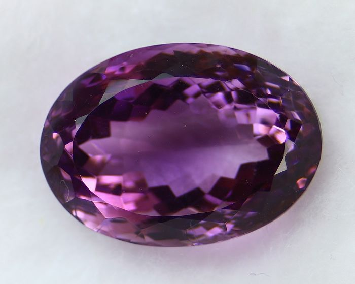 Amethyst, No Reservation Price - 21.30 ct