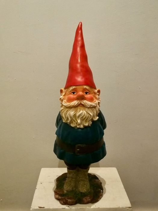 Rien Poortvliet - Drifter Concepts - Gnome, David the Gnome (1)