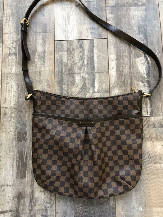 Louis Vuitton - Damier Ebene Bloomsbury Shoulder bag