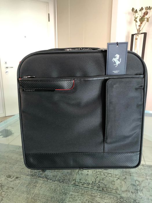 Sac pilote Trolley - Ferrari - Pilot bag Trolley - new with tag -  - 2018