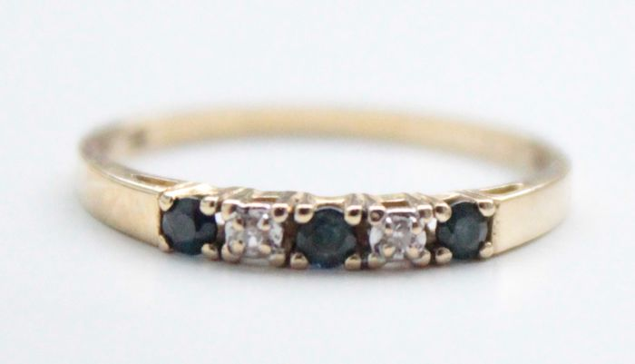 14 kt. Yellow gold - Ring