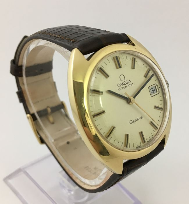 Omega - Genève Automatic Yellow Gold 18kt - 1012 - Men - 1970-1979