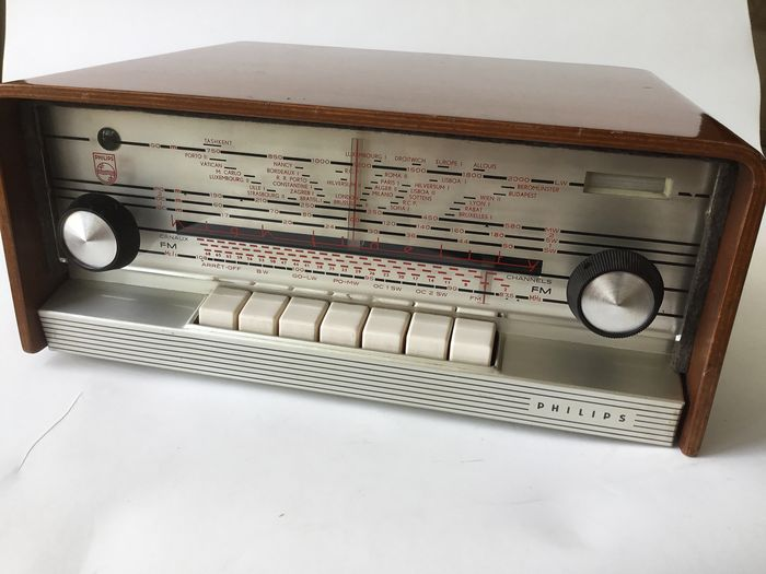 Philips - A5X83A  - Tube tuner