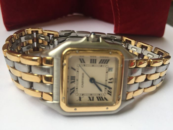 Cartier - Panthere - Ref. 8394 - Unisex - 1980-1989