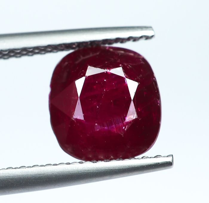 No Reserve - Ruby - 3.07 ct