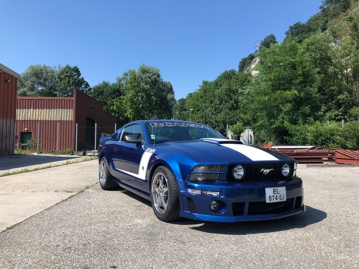 Ford - Mustang 427 R Roush  - 2008