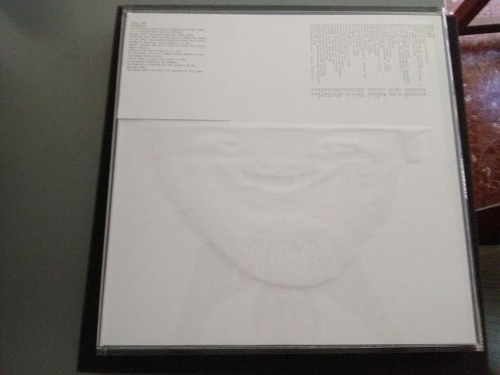 Aphex Twin - Syro Limited Edition Of 200 Copies - 3xLP Album (Triple album) - 2014/2014