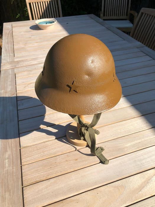 Japan - Army/Infantry - Helmet - Catawiki